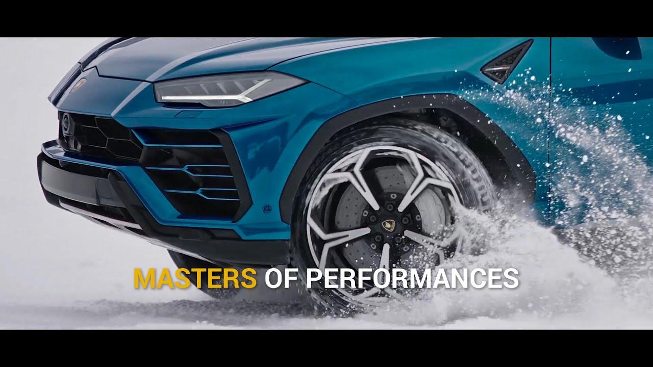 Urus Alberto Tomba Masters Of Performances Chapter 2 Youtube