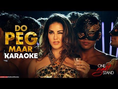 "Do Peg Maar (Karaoke / Instrumental) [from ""One Night Stand"", 2016]"