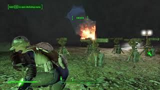 Fallout 4 Vault  88 DEATHCLAW Part 2