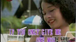 One More Try - Video Karaoke (CMP)