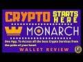 Abra vs Cash App vs Coinbase vs Monarch Wallet