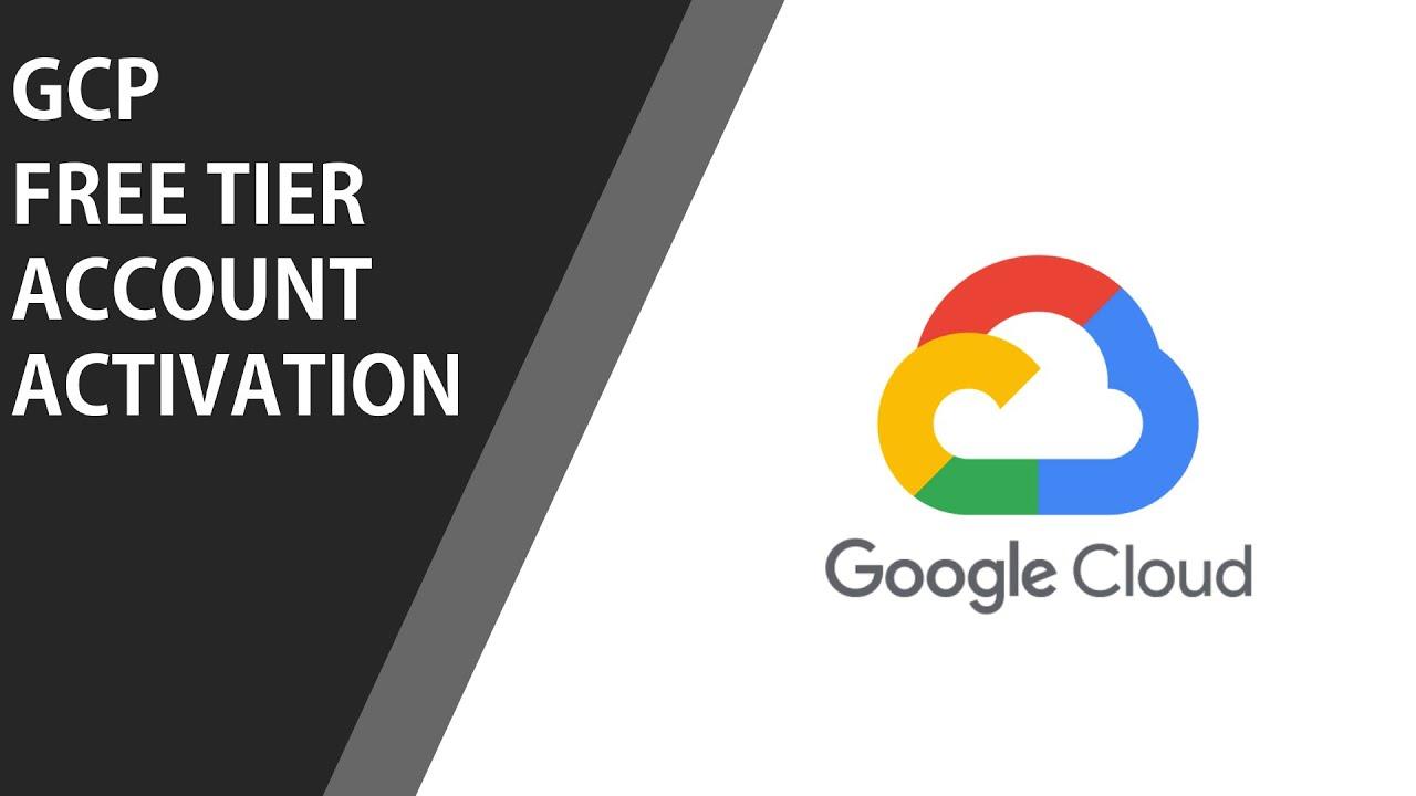 Google Cloud Platform Gcp Free Tier Account Activation Youtube