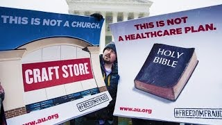 Hobby Lobby Stomps Womens Rights With Supreme Court