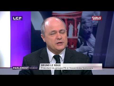 Invité: Bruno Le Roux - Parlement hebdo