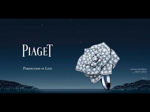 珍奇花园里,唯有它艳冠群芳。Piaget伯爵珠宝rose系列,世界顶级首饰八五折。