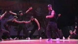 Clip Battle Of The Year 2000 Breakdance Rocking Till Death