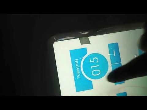 EOS ICE Platina™ Diode laser machine screen 2
