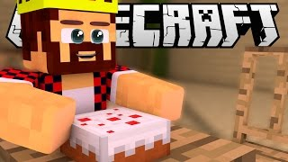 ПРИДОРОЖНАЯ КАФЕШКА - Minecraft Bed Wars (Mini-Game)