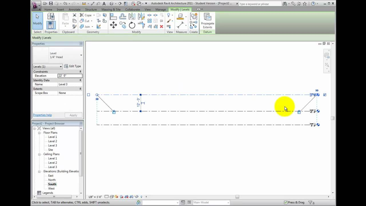 Revit architecture 2011 tutorial understanding the impact of.