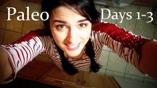 30 Day Paleo Challenge: Days 1-3