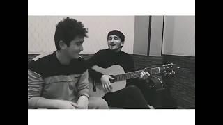 Sari bulbul ne gezirsen - Cavid Memmedov \u0026 Samir Ehmed \u0026 Meydan Esgerov ( Gitar Cover )