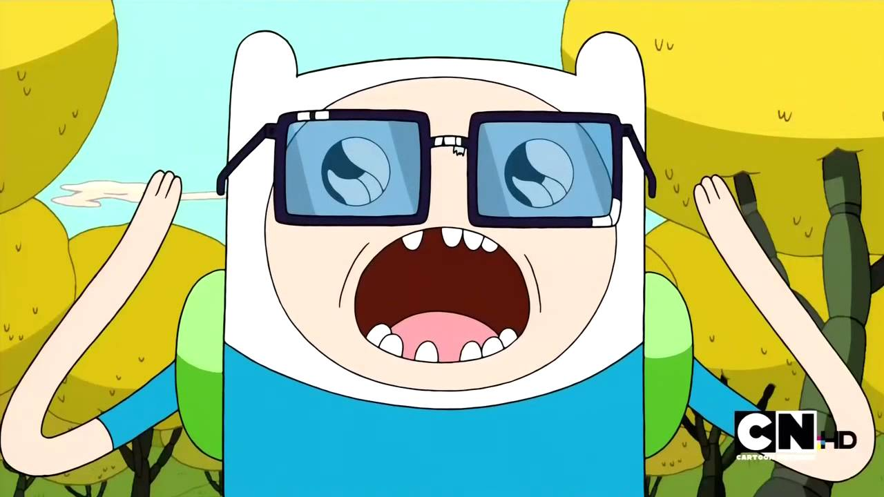 Adventure Time Has The Best Definition Of Awe Youtube