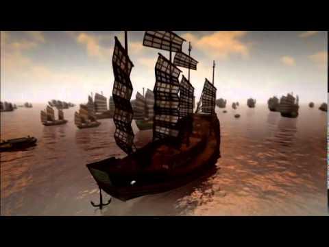 MING Zheng He 3/4 5min
