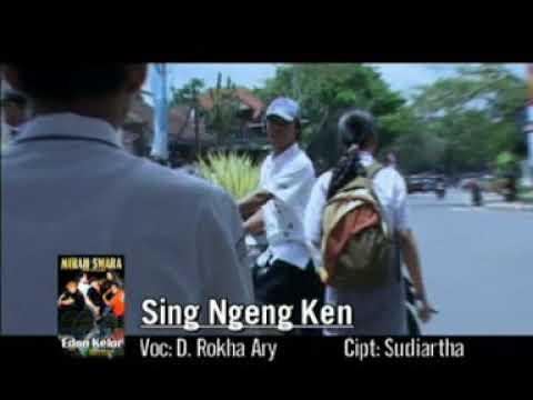 Lagu Bali - Sing Ngeng Ken ( Video Klip Bali )