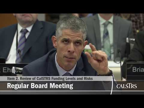 Teachers' Retirement Board - November 2017 - Regular Meeting (Part 1 of 4)