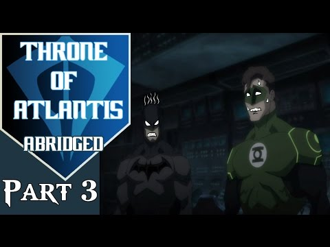 Throne of Atlantis Abridged Part 3