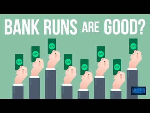 Bank Runs Are Good?
