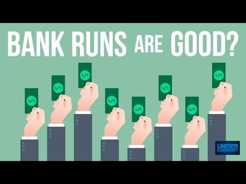Bank Runs Are Good?
