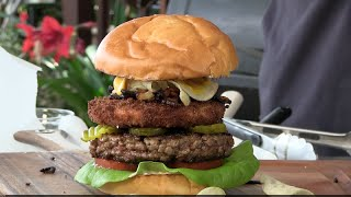 Crunchy Bacon Cheeseburger Recipe!