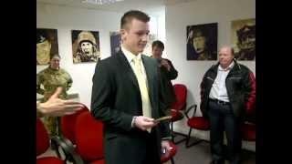 Oath of allegiance - British Army