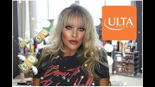 HUGE Ulta & Drugstore Makeup Haul | Brittany Elizabeth