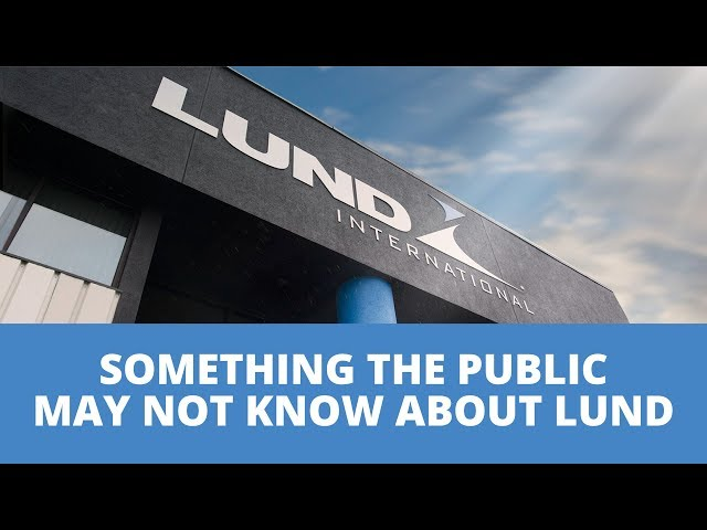 Lund International:  What You Need to Know – Jimmy