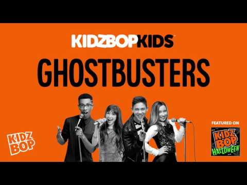 KIDZ BOP Kids  Ghostbusters KIDZ BOP Halloween