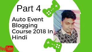 Setup Wp Automatic Plugin | Auto Event Blogging 2018 In Hindi Part-4