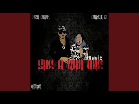 She a Bad One Bba Remix feat Cardi B