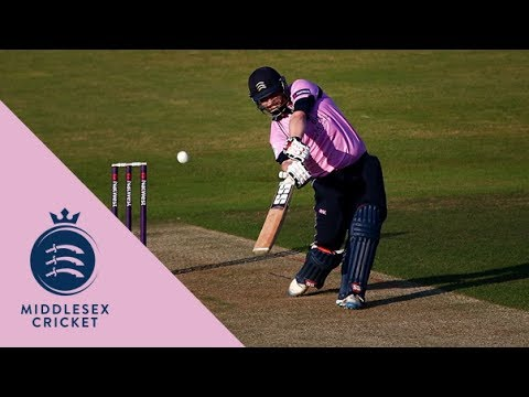 Hampshire v Middlesex - NatWest T20 Blast Match Action (14July2017)