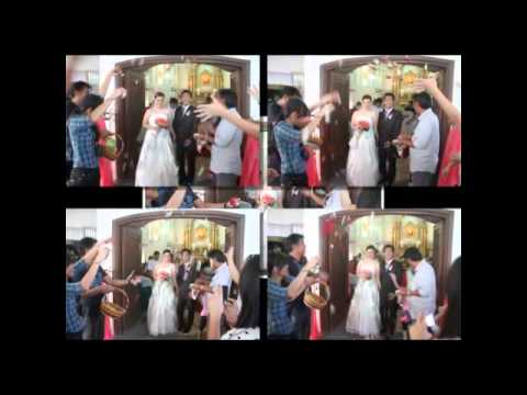 The Calbang-Abella Nuptials