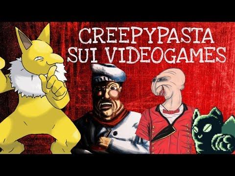 5 Creepypasta sui Videogiochi più INQUIETANTI