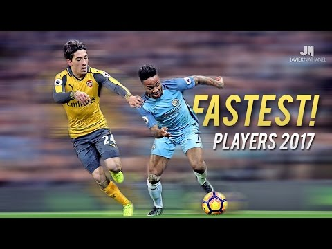 Top 15 Fastest Football Players 2016/2017