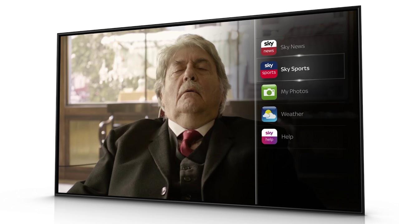 Sky Q TV Apps - Sky Help