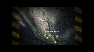 Durango meta de La Carrera Panamericana