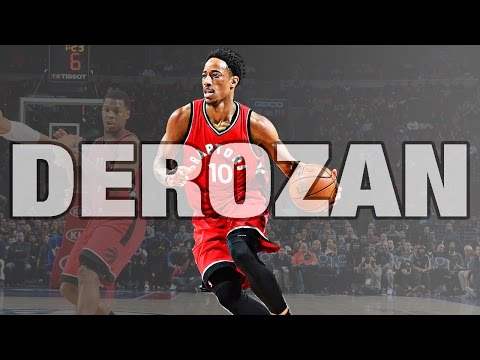 Thumbnail: DeMar DeRozan East All-Star Starter | 2017 Top 10