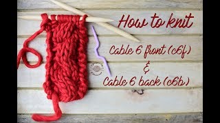 Cable 6 Front (c6f) & Cable 6 Back (c6b) Tutorial