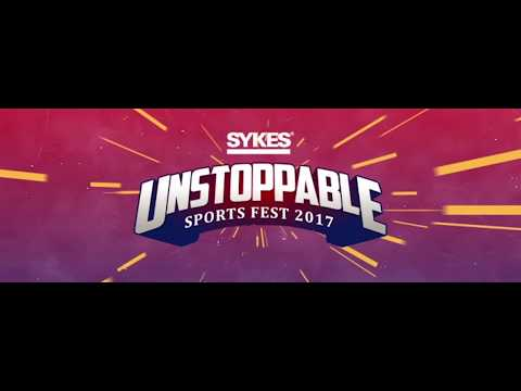 SYKES Unstoppable Sports Fest 2017