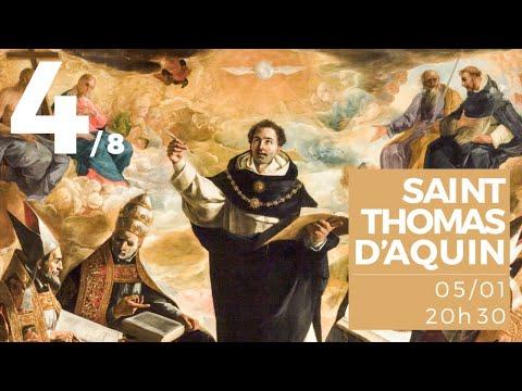 Ce qu'on peut dire de Dieu selon saint Thomas