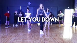 Let You Down - NF || Kimberley Smit Choreography || Lucid Moves
