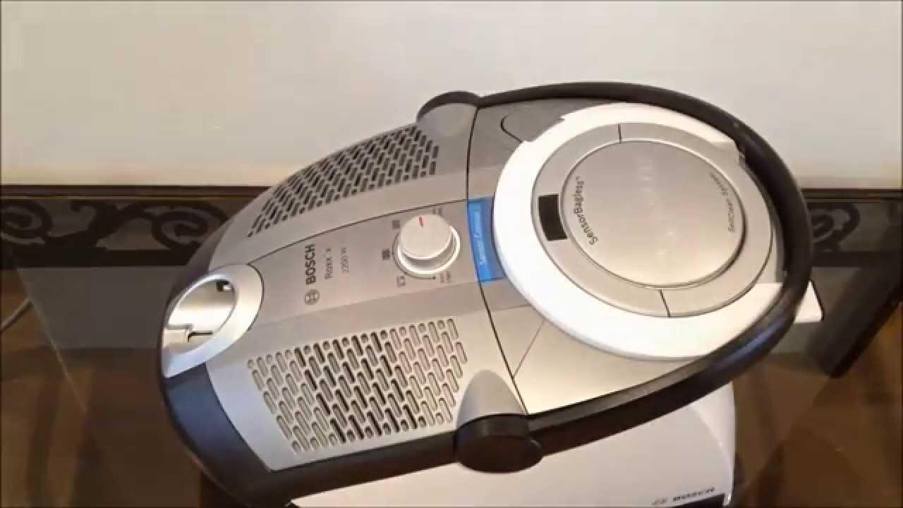 Bosch Roxxx All Rounder BGS6220AU - YouTube