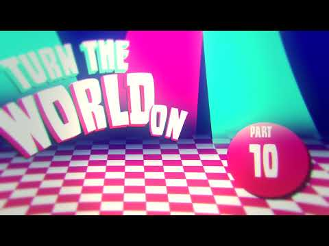 【ᑕカᗷ】 TURN THE WORLD ON 【FIRST PUBLIC AJ MEP SIGNUP】
