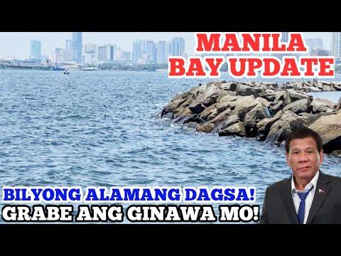 Download MANILA BAY BILYON BILYONG ALAMANG   MANILA BAY UPDATE