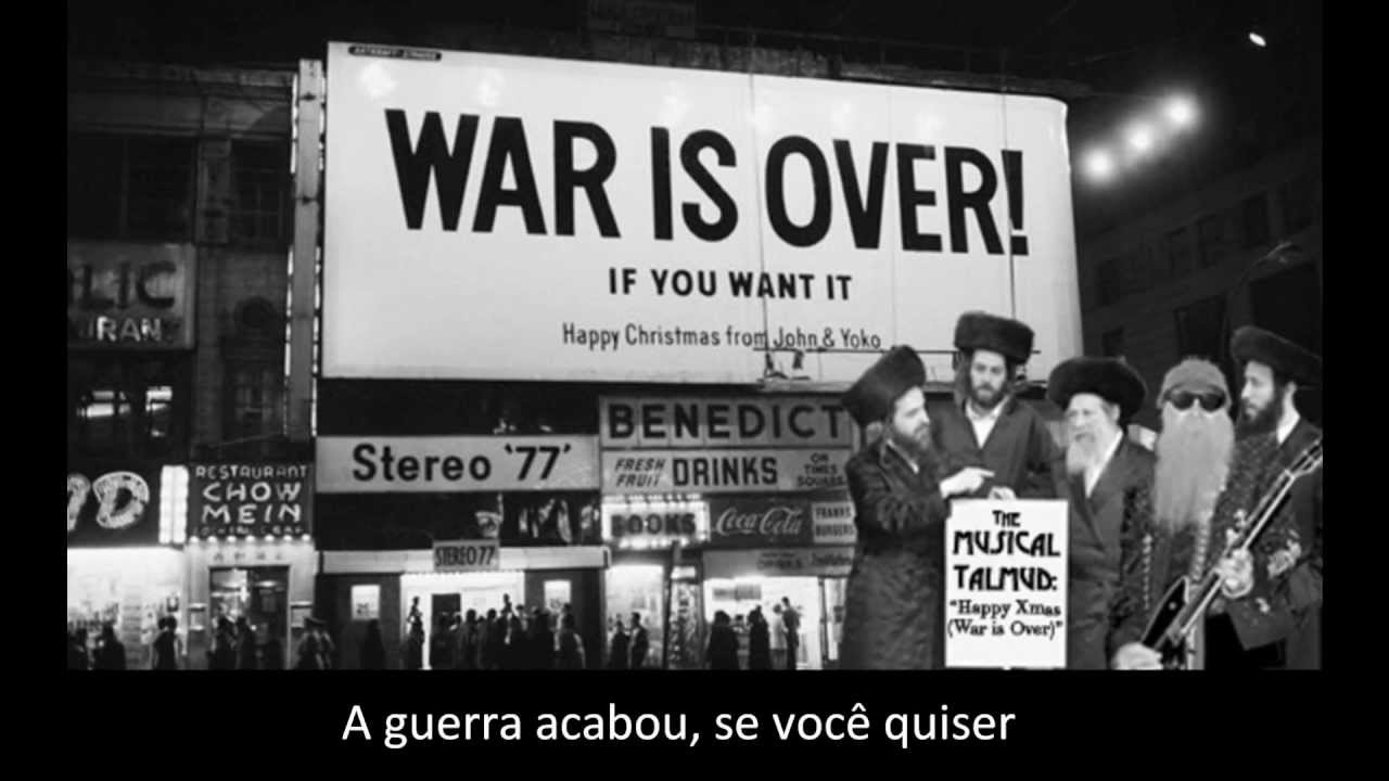 Happy Xmas (War Is Over) John Lennon - Tradução - YouTube