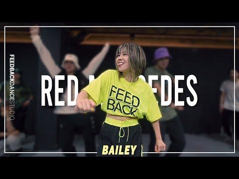 AMINE - RED MERCEDES   BAILEY WORKSHOP