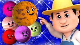 Песни планет | рифма для детей | узнать планеты | Planets Song