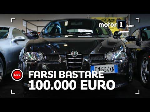 Come spendere (bene?) 100.000 euro in Fiera | Automotoretrò 2020