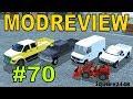 Farming Simulator 17 Mod Review #70 F650, K3500, Dodge, Van & Compact Loader