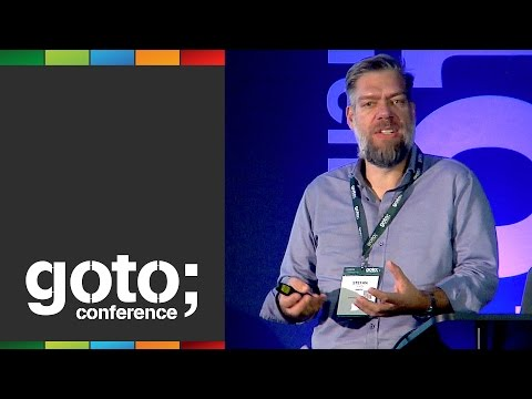 GOTO 2016 • One Size Does Not Fit All • Stefan Tilkov