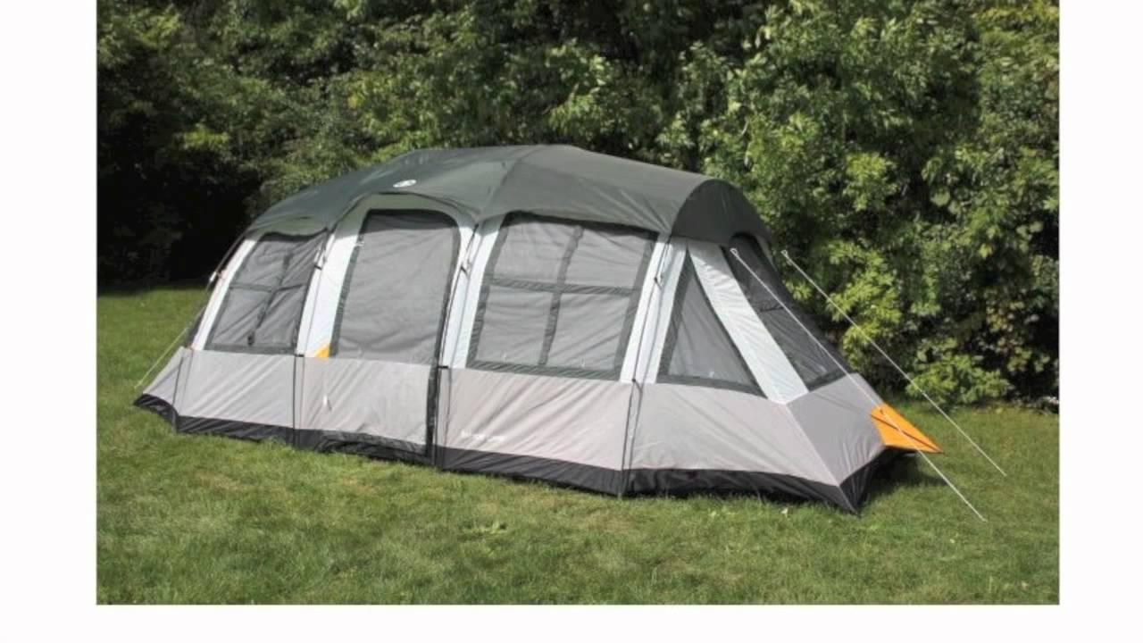 Tahoe Prescott 12-Person Tent | TGT-PRESCOTT  sc 1 st  YouTube & Tahoe Prescott 12-Person Tent | TGT-PRESCOTT - YouTube